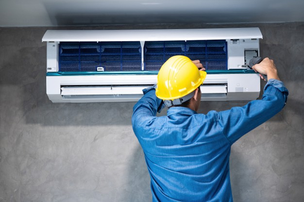 maintain properly the AC condition