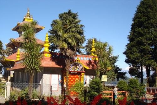 Visit to Darjeeling