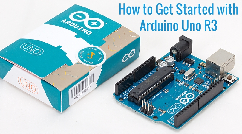How to get started with arduino uno r