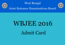 Procedure To Download West Bengal Join Entrance Examination Admit Card