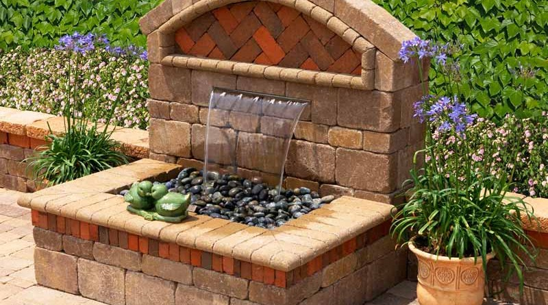 Wall Fountains Are Trending In Both Indoor And Outdoor Décor