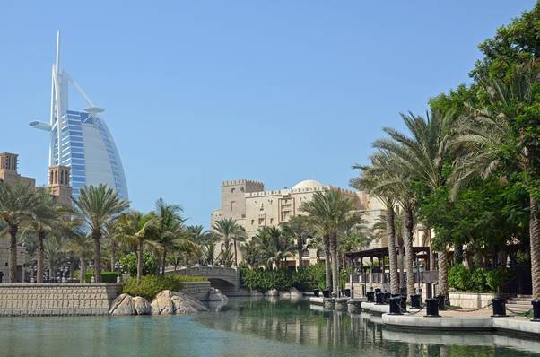UAE's Gardens and Parks