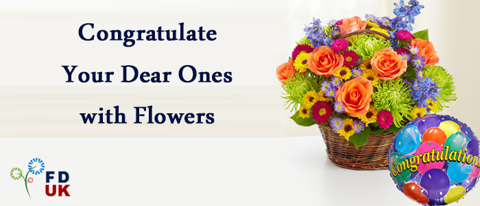 Send-Flowers-to-Congratulate-