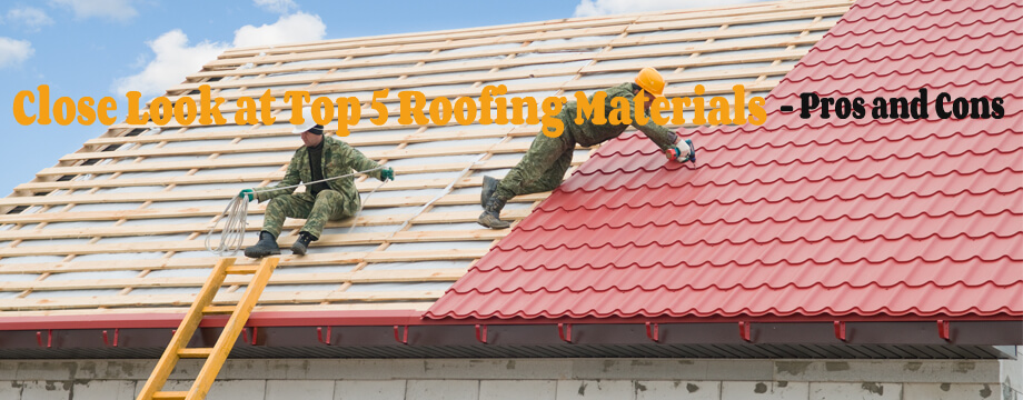 Roofing- Pros and Cons
