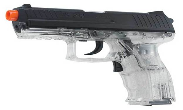 Gas-Powered Airsoft Pistol