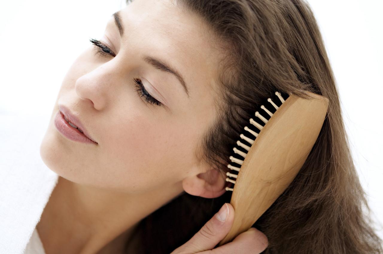 type of hair brush