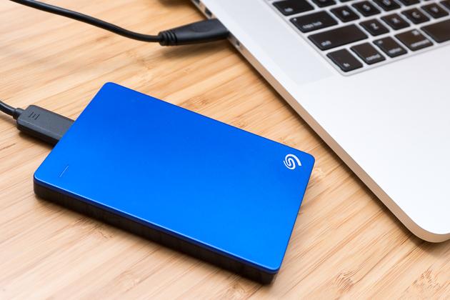 portable hard drive seagate backup plus slim