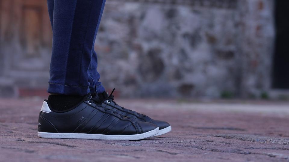 modern shoe fasteners