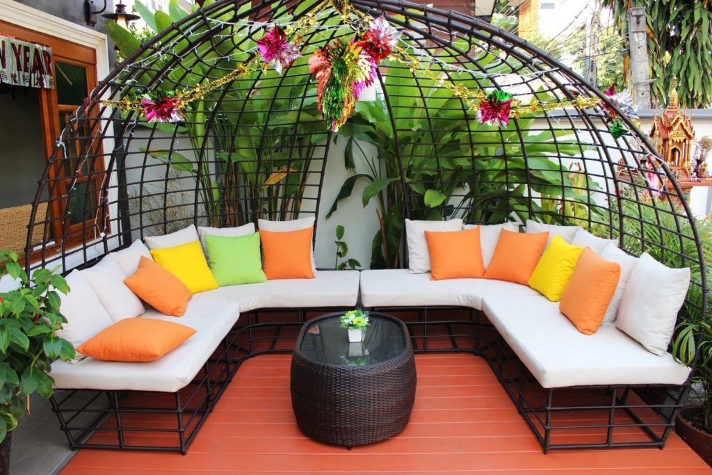 Make Most Out Of Your Outdoor Space