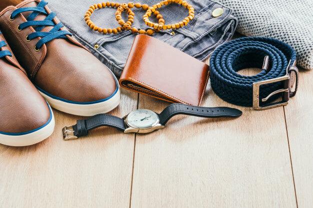 Accessories set for men