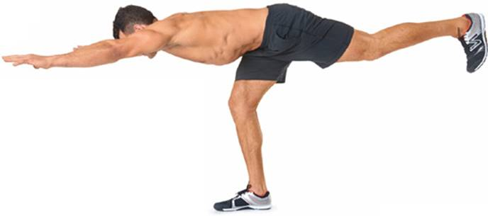 Single-Leg Hip Hinge