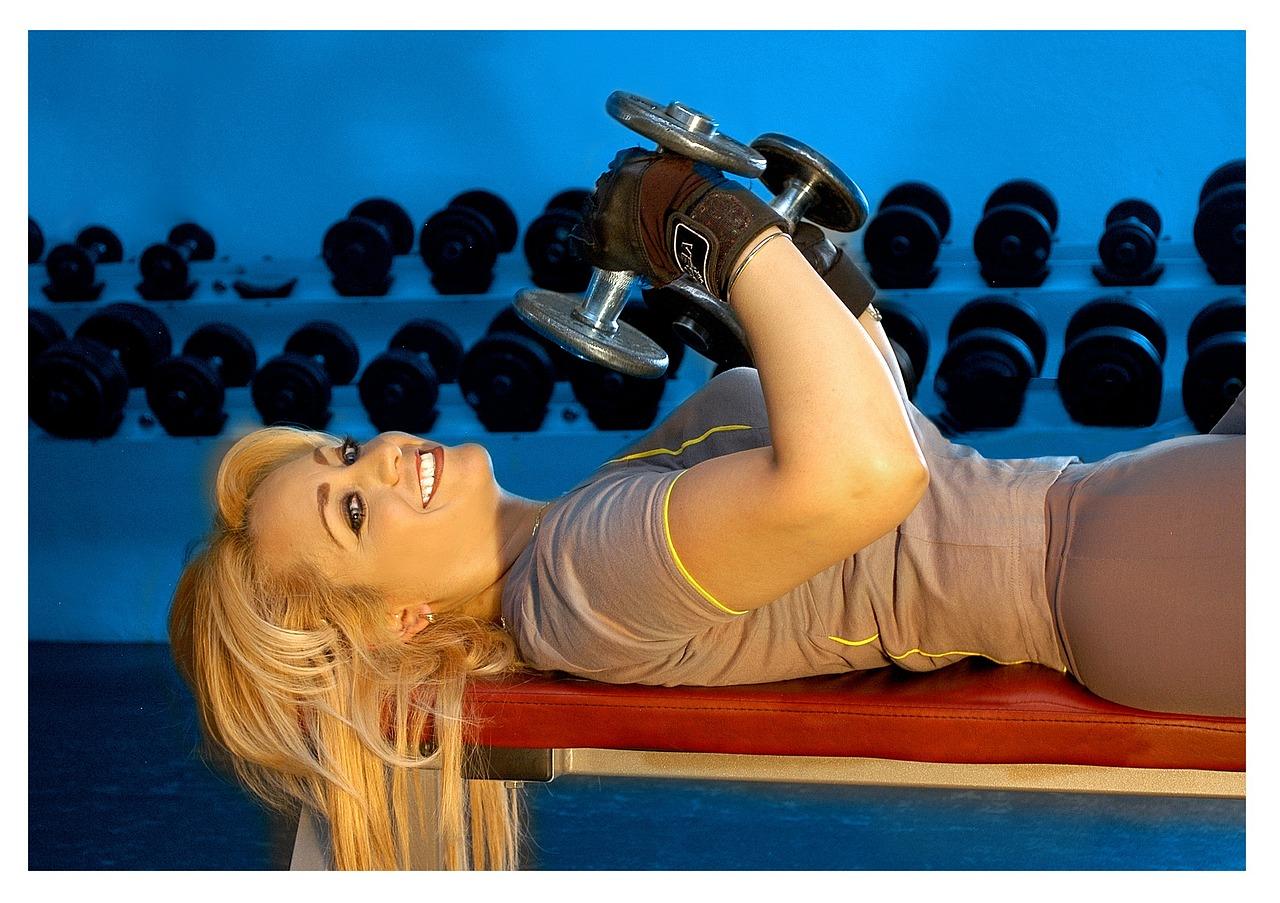 Weightlifting Ladies