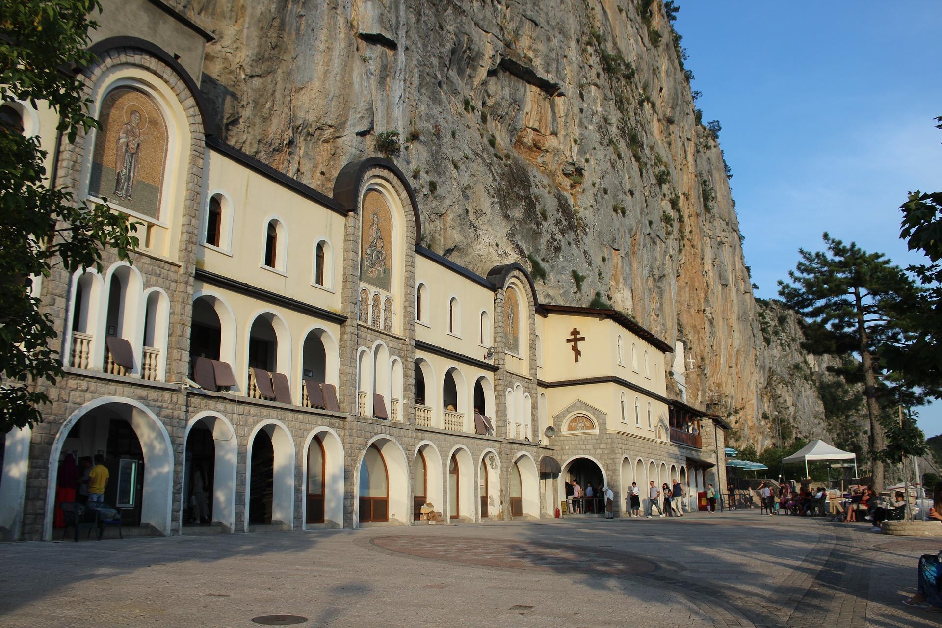 Pilgrimage to Ostrog Monastery