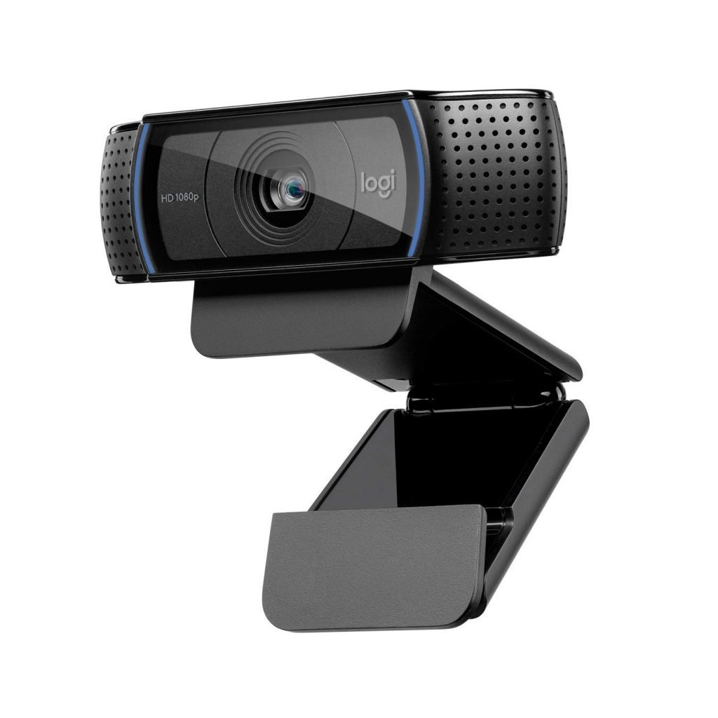 Gaming Webcam – Logitech HD Pro Webcam C920