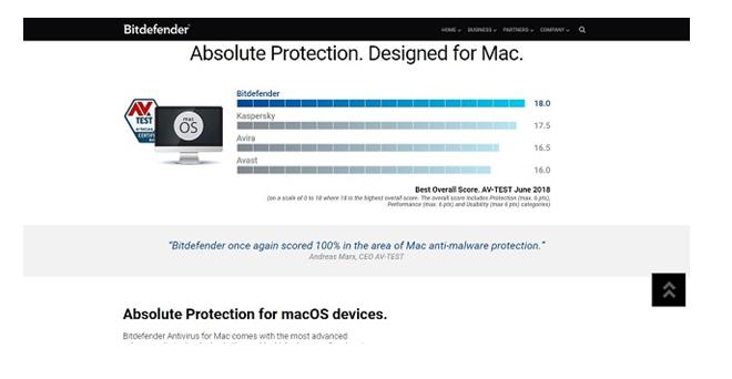 Mac device