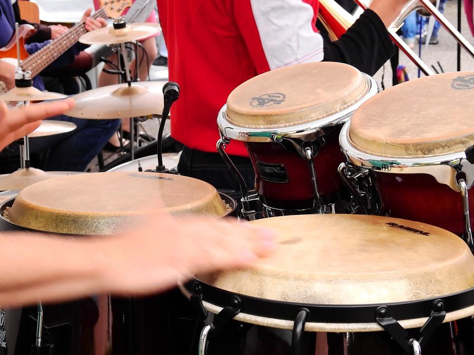 Ritualistic Drumming