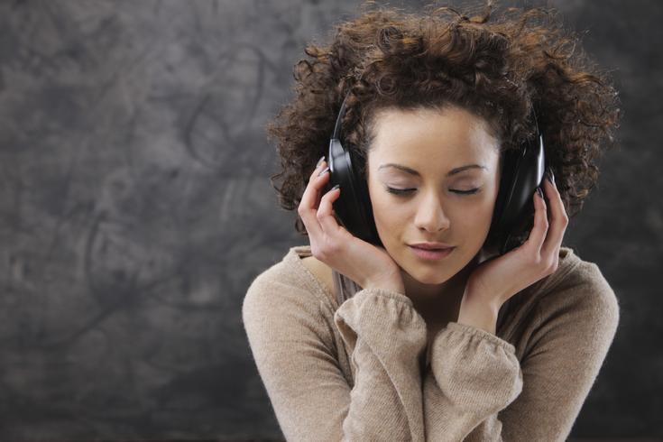 Listening to loud music