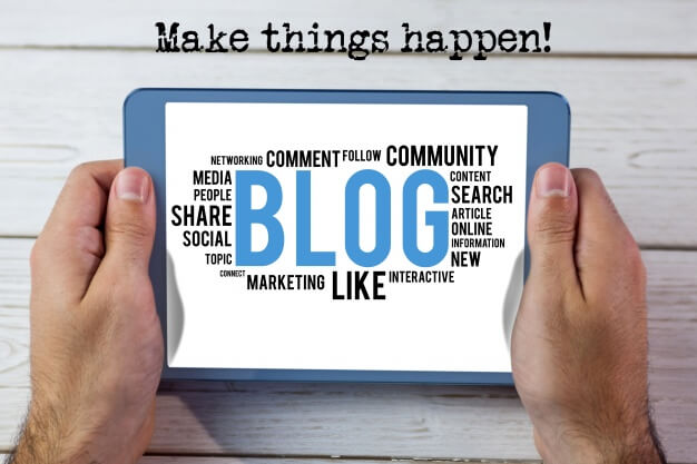 Blogging and Guest Posting