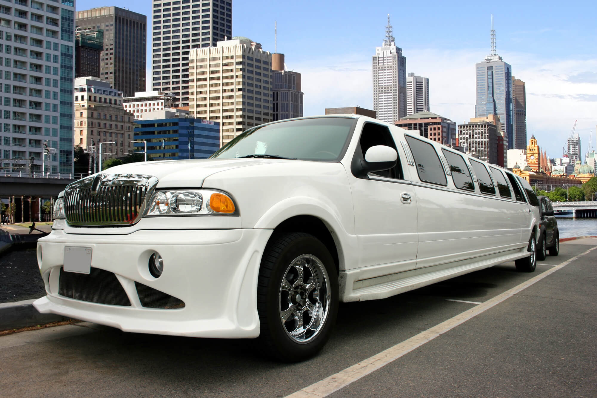 a Limousine