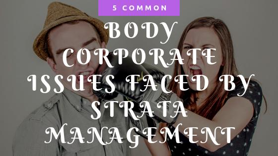 Body Corporate