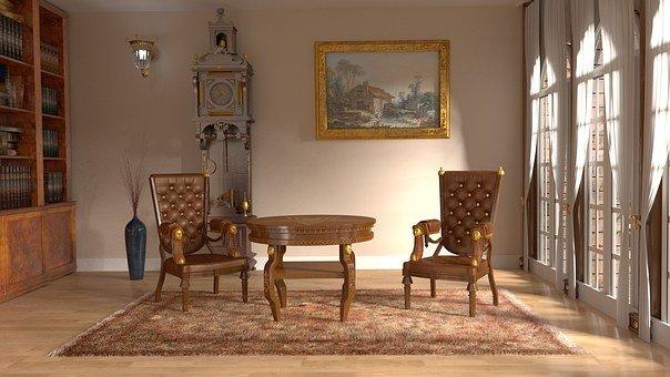 Organize the Furniture