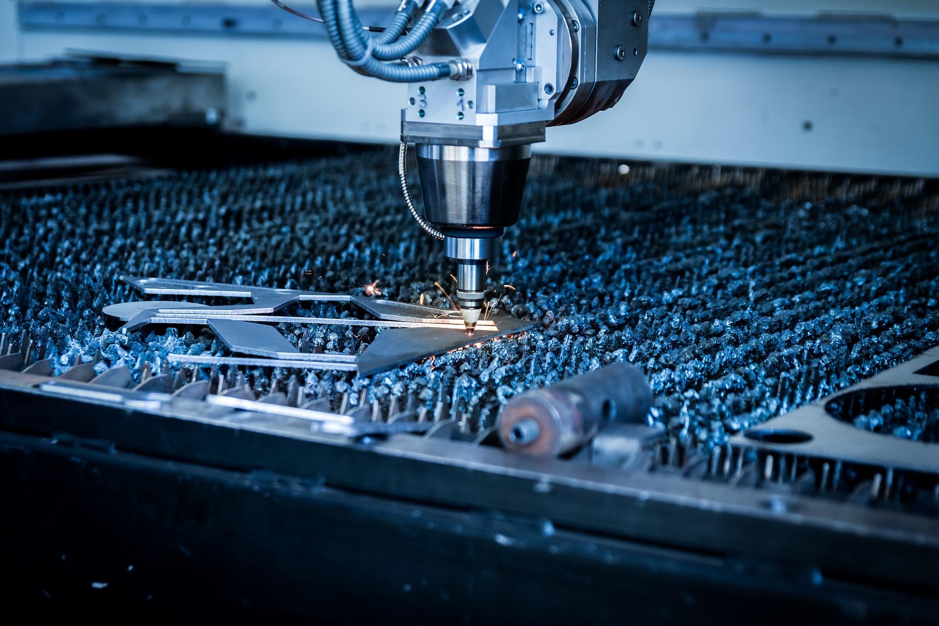 Waterjet Vs. Laser Cutting