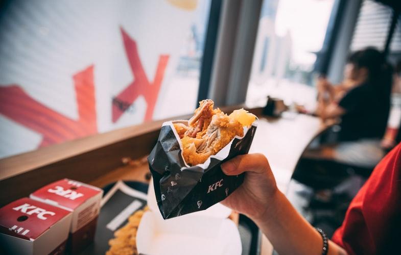KFC customer feedback