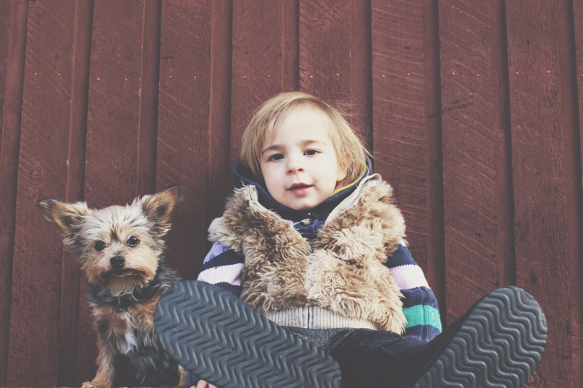 Child's Best Friend