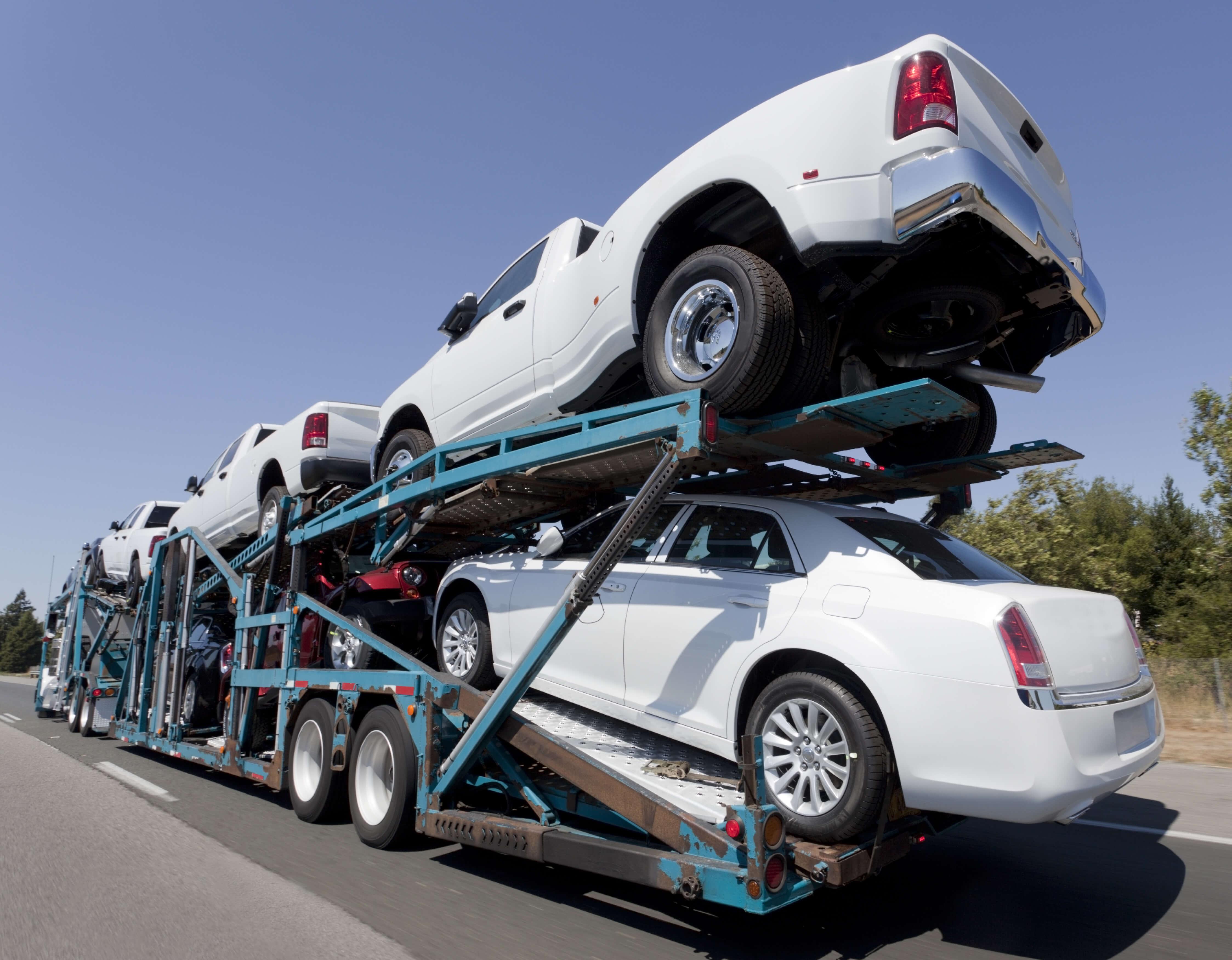 how to ship a car