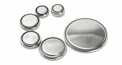 Coin/ button cell battery
