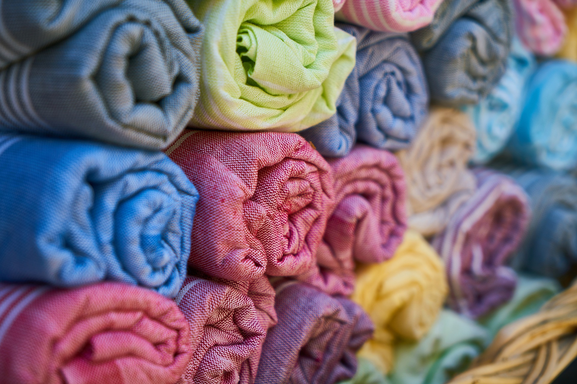 Popular fabric in the world