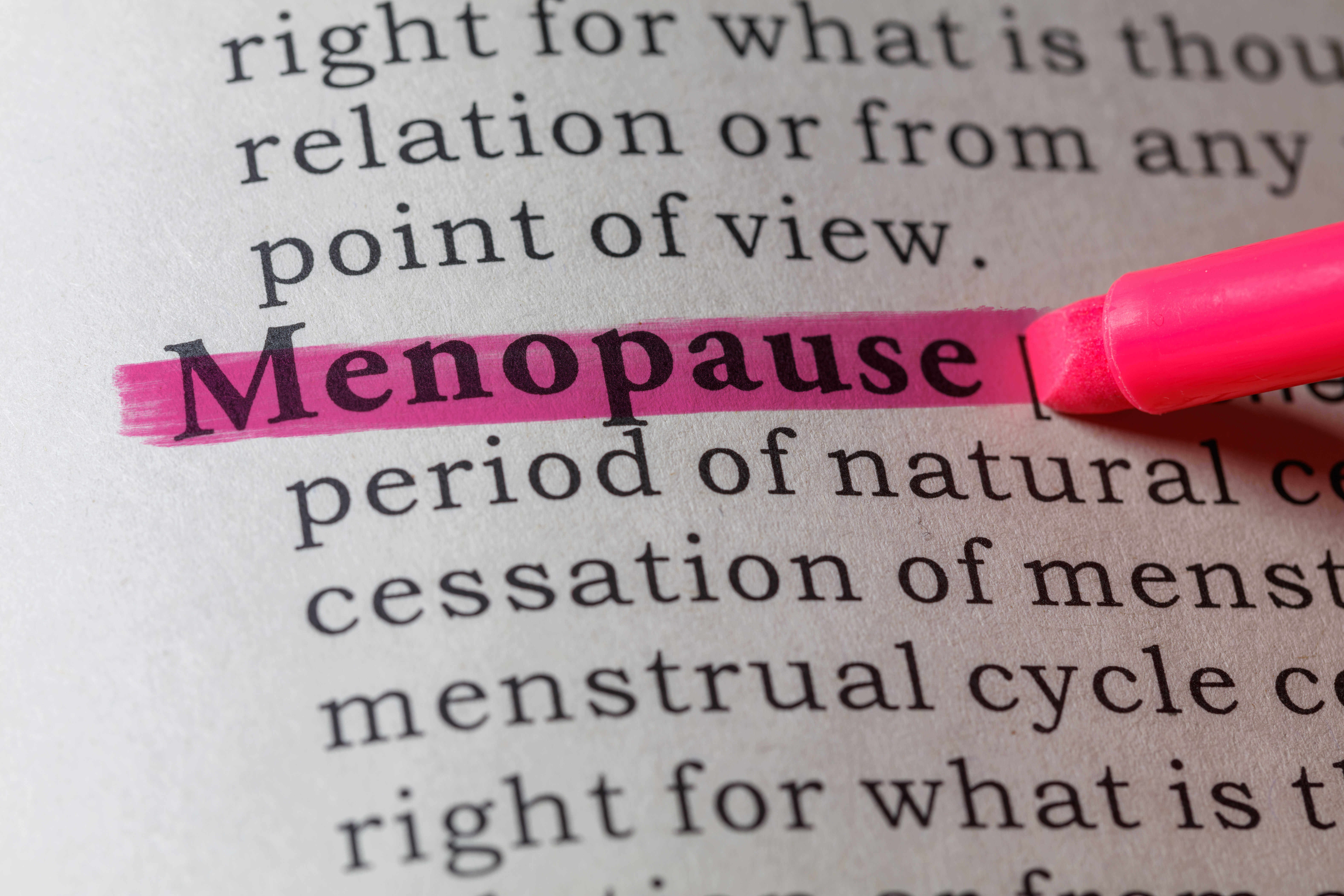 treatments for menopause