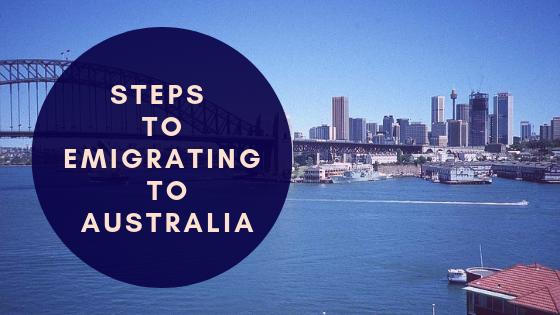 Emigrating Australia