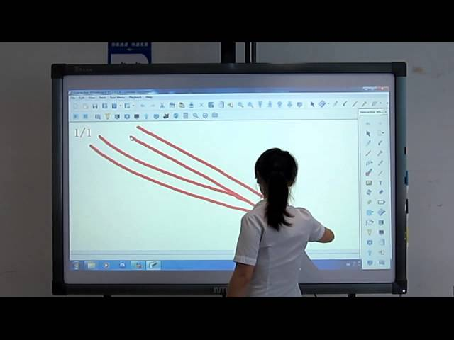 NumonicsIntelliboard Interactive Whiteboard