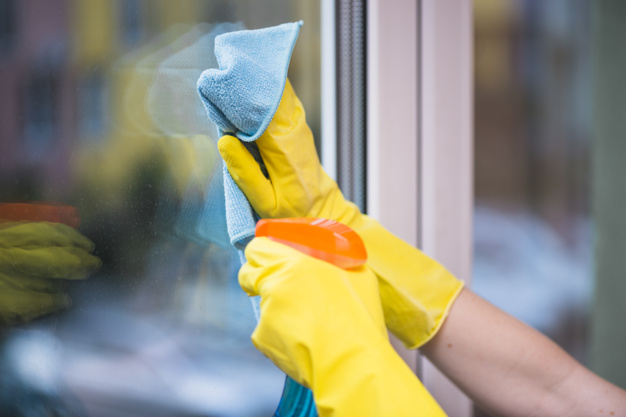Maintain Clear Windows