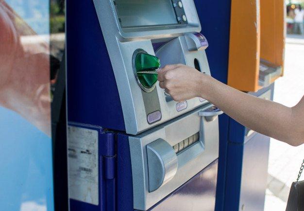 having an ATM