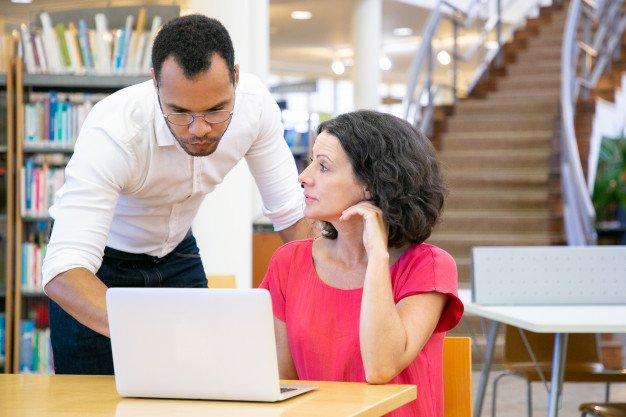 Teacher for Online Courses