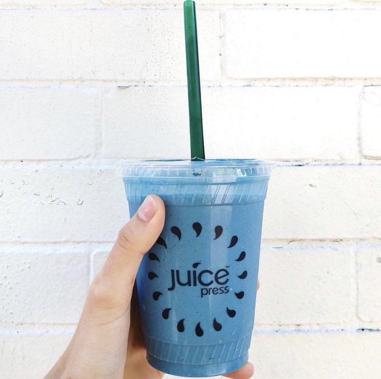 Blue Magic Smoothie