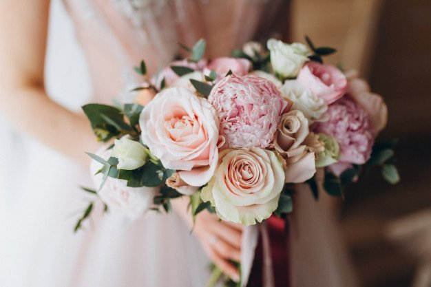 Valentine's Day Lilies
