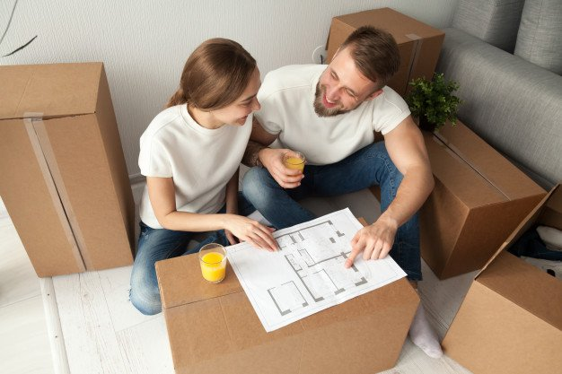 Plan Moving Houses