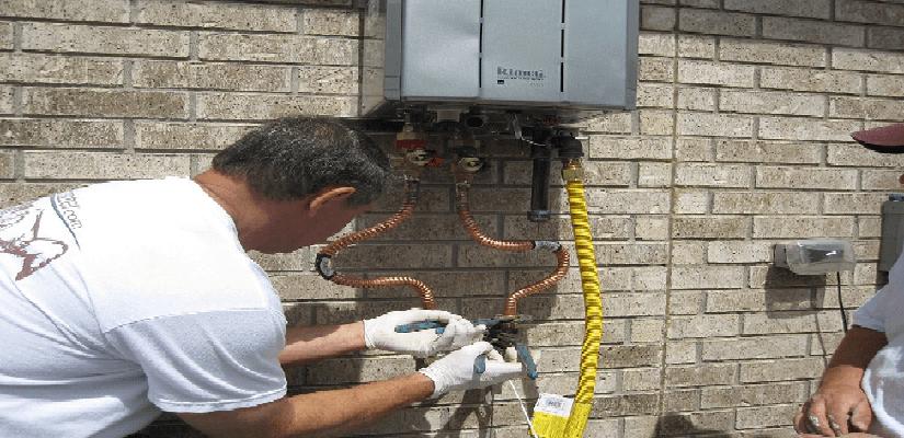 heaters installation