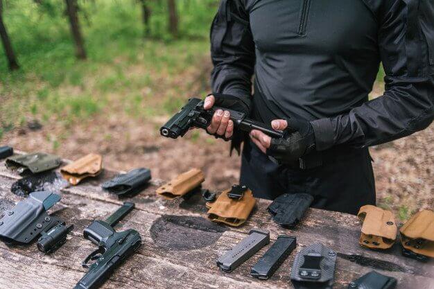 Never Keep a Loaded Gun