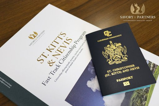 St Kitts and Nevis Passport