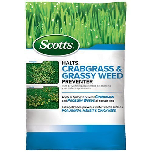 Scotts Halts Crabgrass