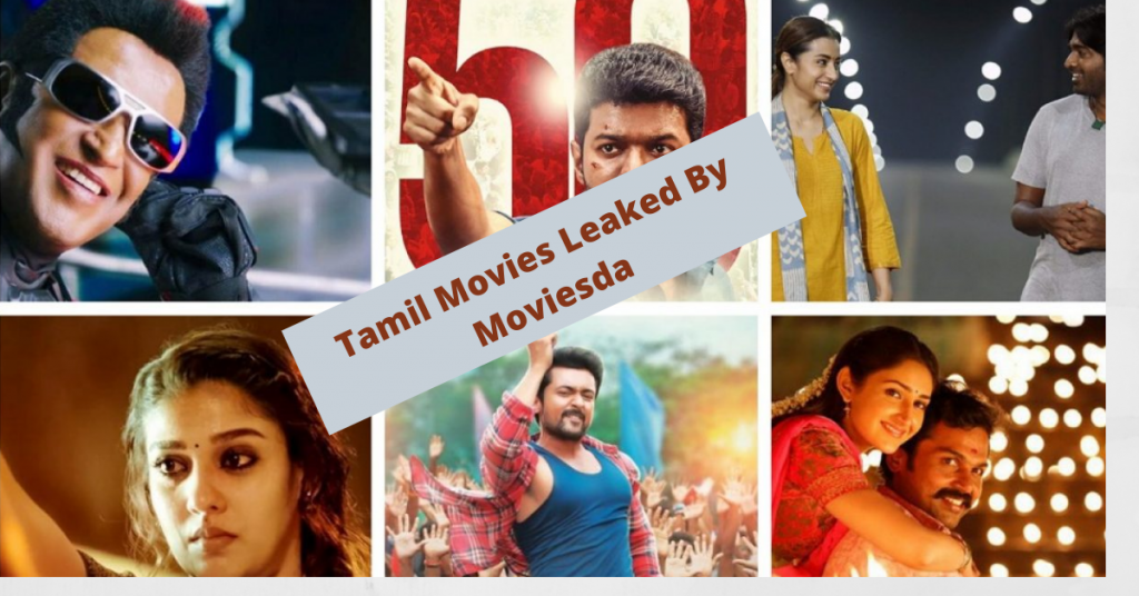 Tamil Movies Leaked By Moviesda