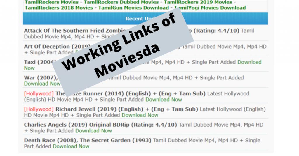 Links of Moviesda