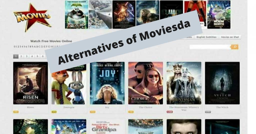 Moviesda alternatives