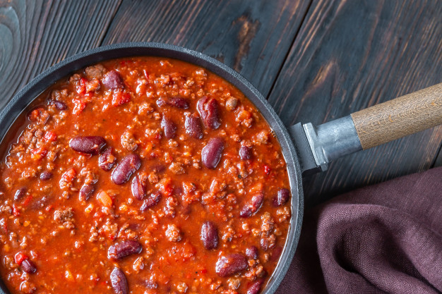 Thicken Chili