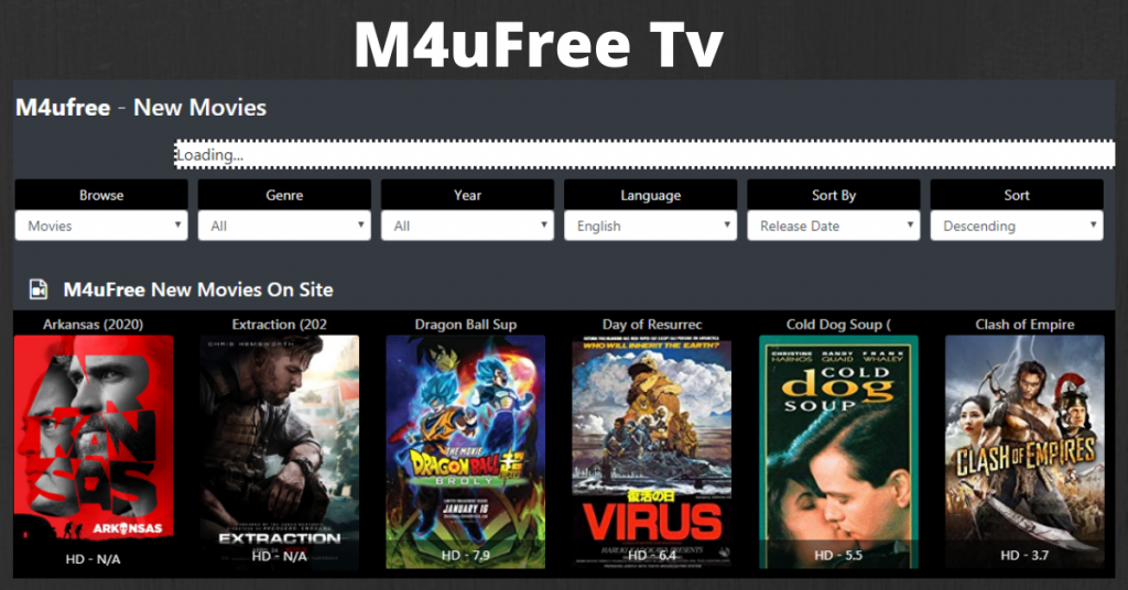 m4ufree tv