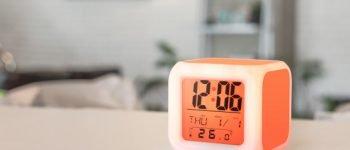 LED Alarm Clocks